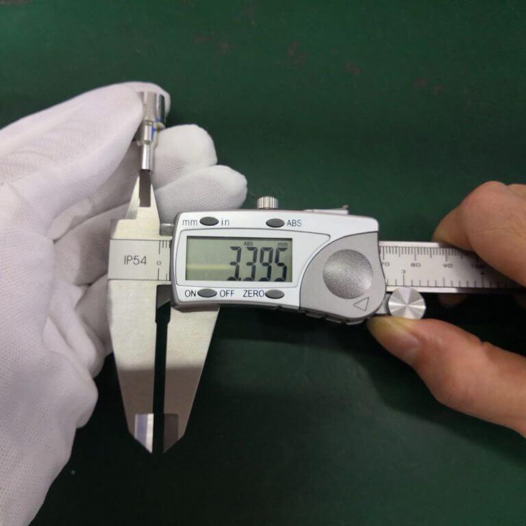 Fuse measuring