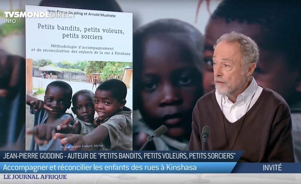 les enfants des rues congo kinshasa ONG S3 Group