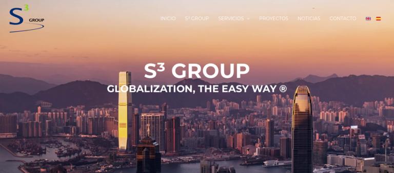 nueva web s3 Group