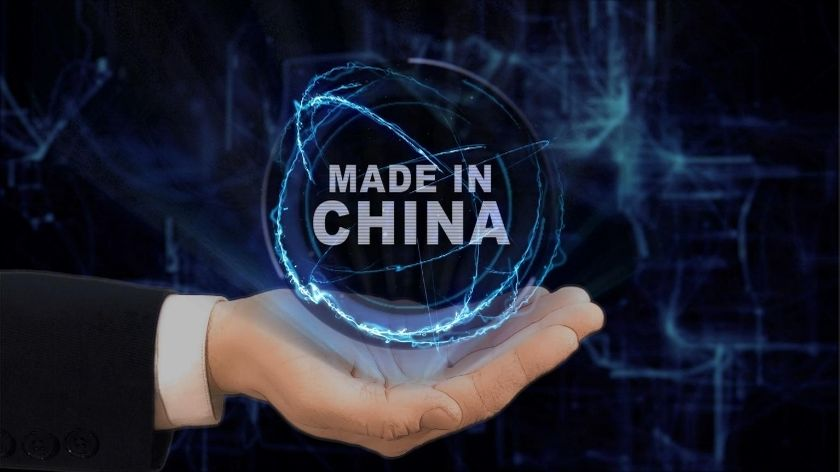 ¡Sí, 'Made in China' = calidad!