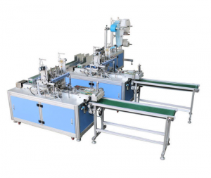 Mask production machinery, raw materials and QC equipment (Covid-19)