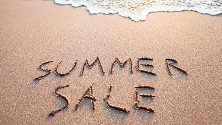 increase summer sales