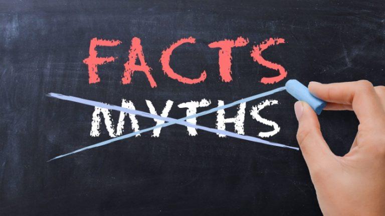 falsos mitos importar